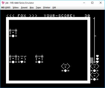 TOSHI'S FOX ゲーム画面2.png