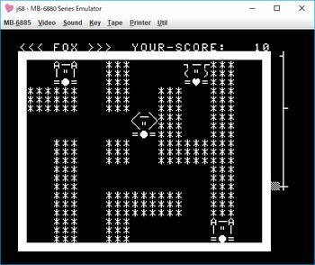 TOSHI'S FOX ゲーム画面1.png