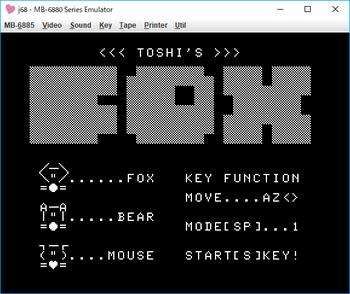 TOSHI'S FOX タイトル.png